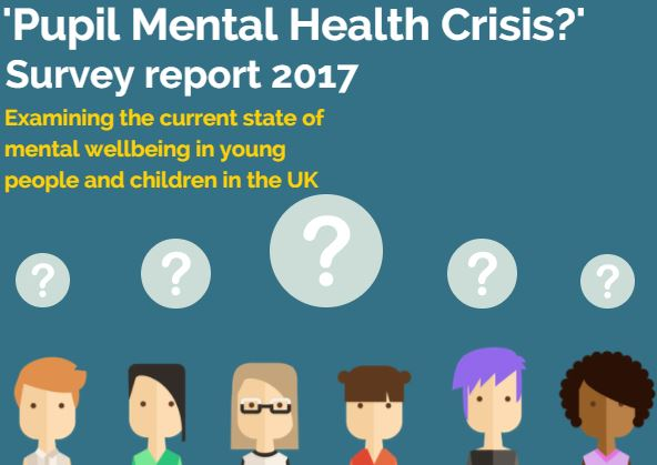 'Pupil Mental Health Crisis?' 2017 Report