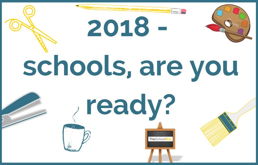 What's happening in Education in Spring 2018?